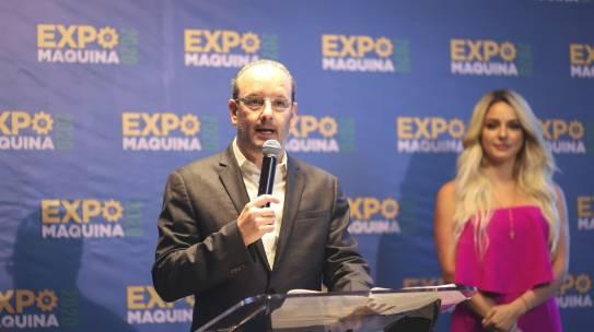 Lanzamiento de Expo Máquina 2020