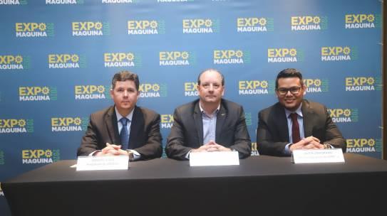 Conferencia de Prensa: Expo Máquina 2020